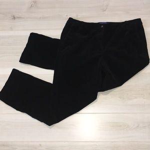 Pendleton black corduroy pants